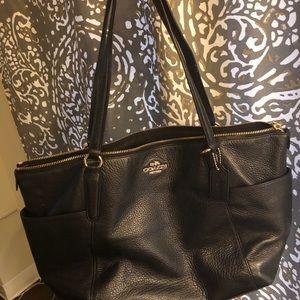 Coach Bags - Coach black tote